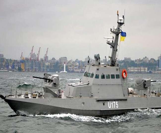 रूस-यूक्रेन के बीच क्रीमिया फैक्टर, अज़ोव सागर में युद्ध जैसे हालात, जाने- पूरा मामला