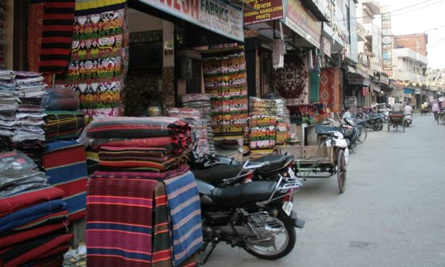 Panipat made textile hub of textile, broken enticing from manufacturing,  panipat news