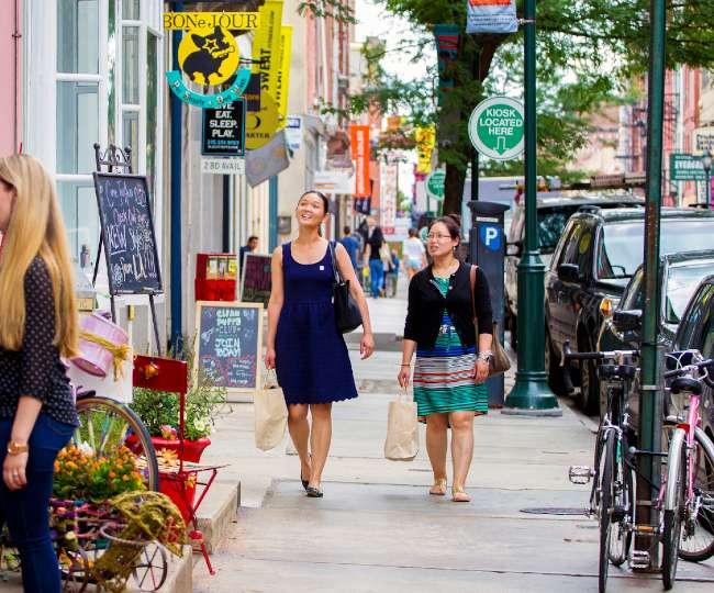 टैक्सी फ्री शॉपिंग का उठाएं मज़ा, फिलाडेल्फिया के इन 6 मार्केट्स से