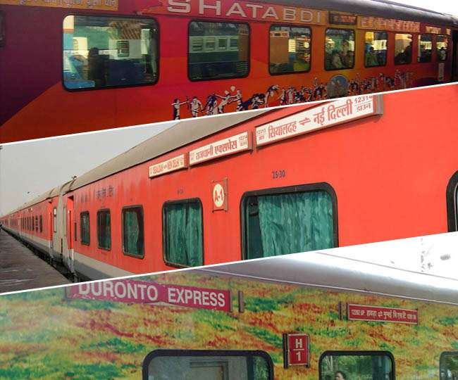 Image result for rajdhani and duronto