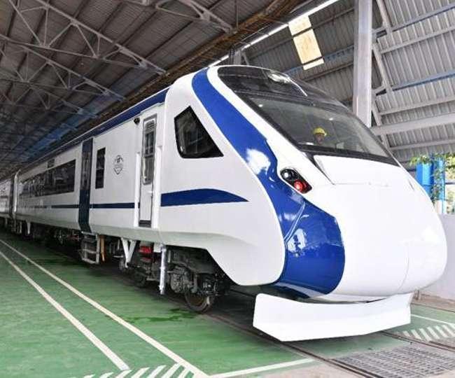 ये है भारत की पहली बिना इंजन वाली ट्रेन, 100 करोड़ में बनकर हुई तैयार, जानिए खासियत