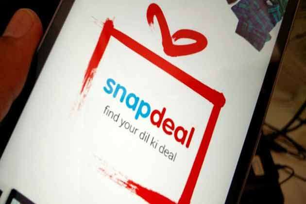 ef1c9704a5d Snapdeal posts 4647 crore rupee net loss in FY17