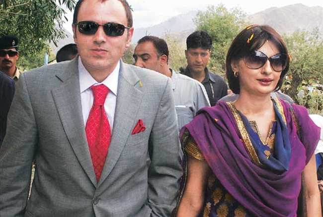 estranged wife of omar abdullah refuses to vacate bunglow