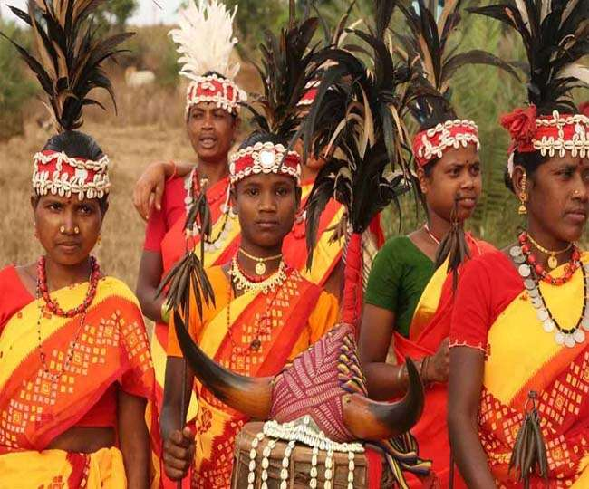 first time government holiday in mp on world tribal day