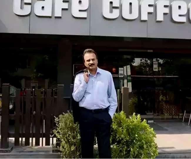 Image result for कैफे कॉफी डे के संस्थापक वी जी सिद्धार्थ