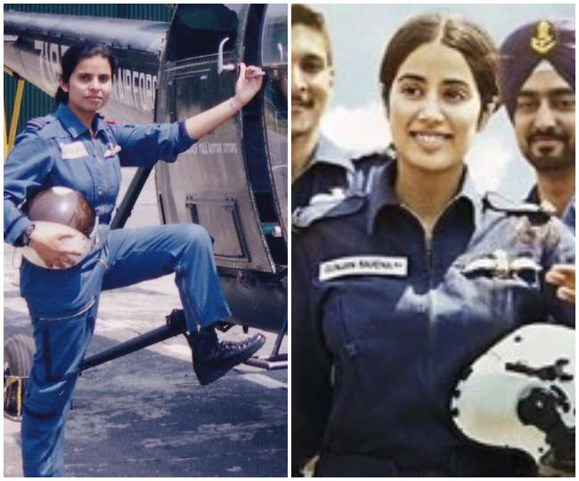 GUNJAN SAXENA: The Kargil Girl Biography