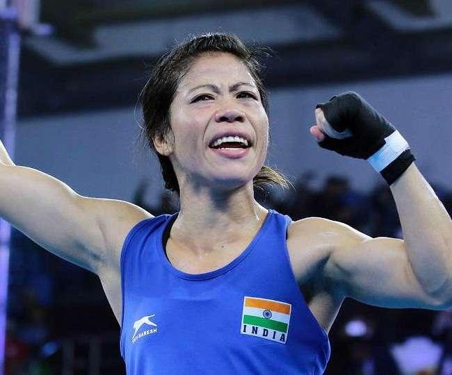 मेरी कॉम ने रचा इतिहास, मिला एशिया की सर्वश्रेष्ठ महिला एथलीट का पुरस्कार