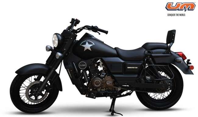 UM Motorcycles ने लॉन्च किए नए वेरिएंट्स