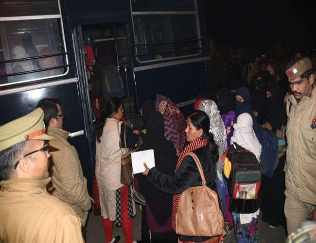लखनऊ में मदरसे में यौन शोषण, पुलिस ने 51 लड़कियों को छुड़ाया