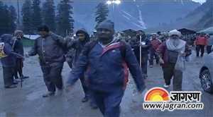 जम्मू कश्मीर: अमरनाथ यात्रा हुई बहाल