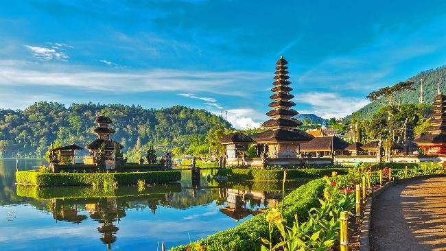 best destinations in indonesia