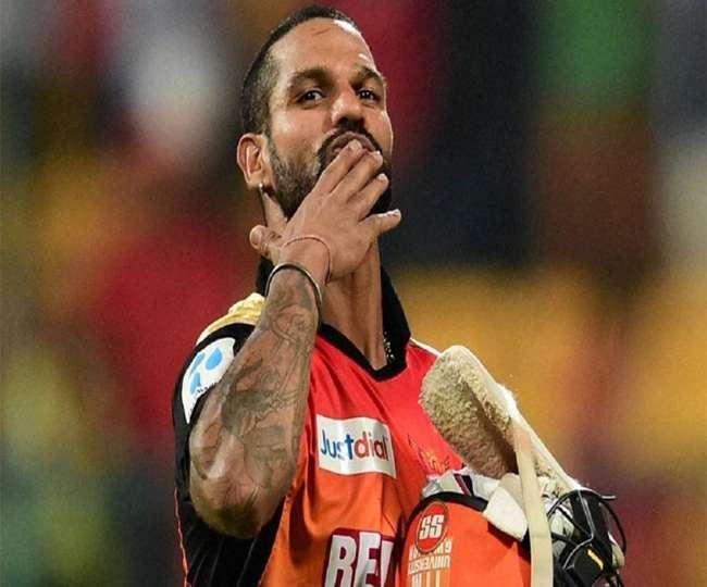 IPL 2019: शिखर धवन से छूटा हैदराबाद का साथ, अब इस टीम से खेलेंगे 'गब्बर'