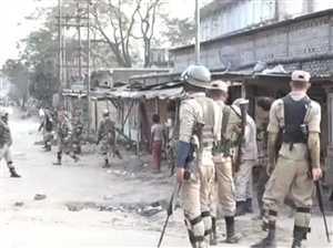 नागालैंड में हिंसक प्रदर्शन के बाद स्थिति नियंत्रण में, कर्फ्यू जारी