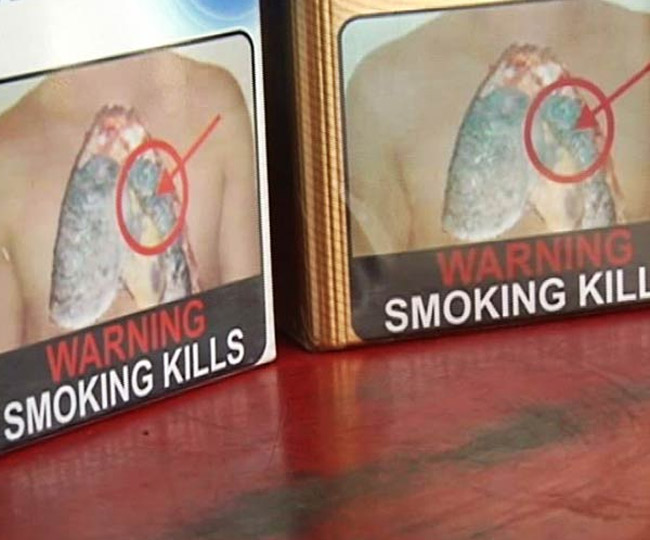 Supreme court favours 85 % pictorial warning on Tobacco products के लिए इमेज परिणाम