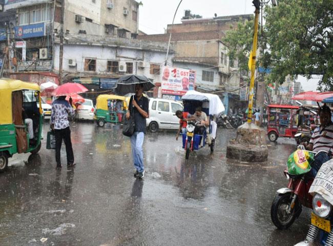 Image result for दिल्ली एनसीआर में झमाझम बारिश