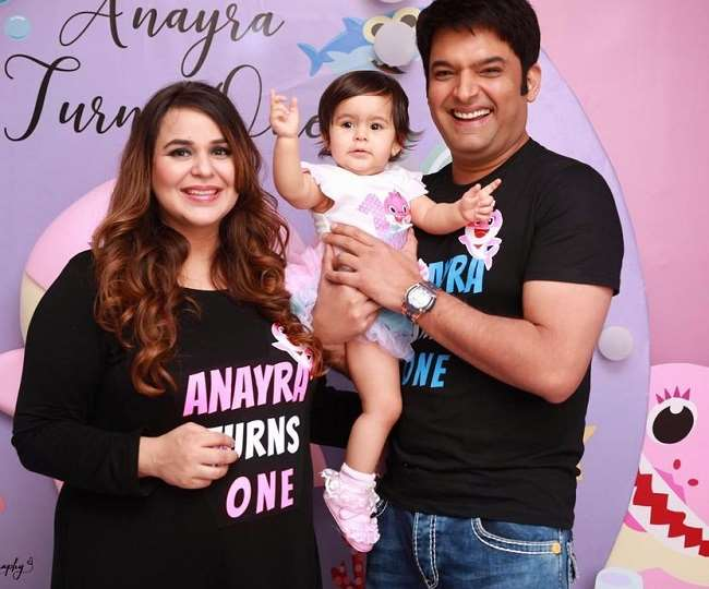 Kapil Sharma, Ginni Chatrath blessed with baby boy; thank fans for the blessings