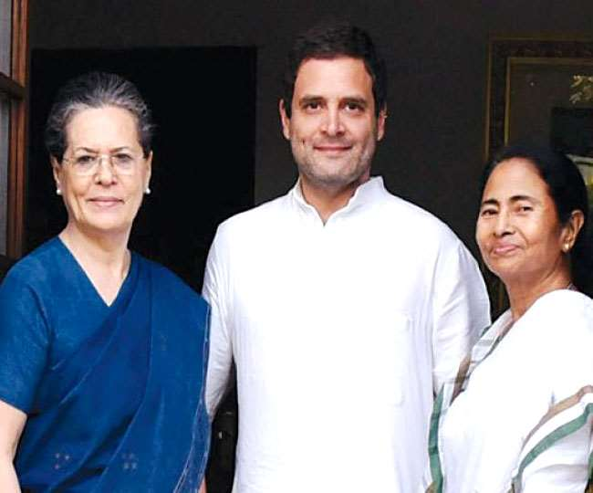 Bengal Election 2021: Rahul Gandhi and Sonia Gandhi Congress should decide  to fight Bengal Election with Mamta Banerjee All India Trinamool Congress