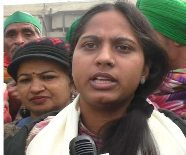 Meet Poonam Pandit who participated extensively in the farmer movement