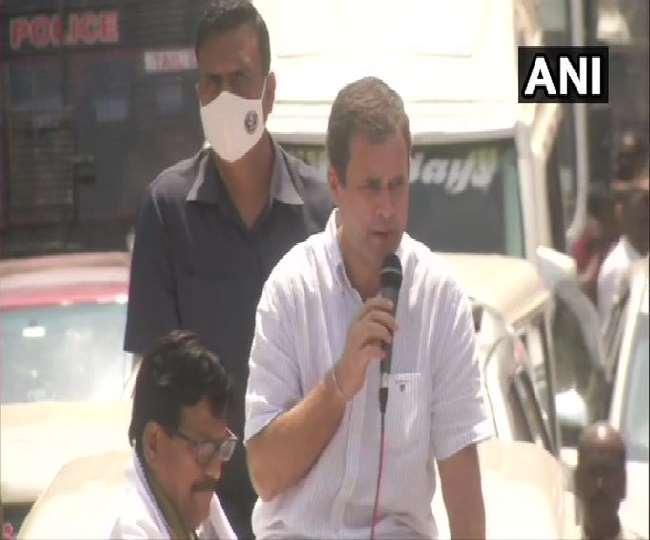 राहुल गांधी का PM मोदी और RSS पर करारा प्रहार, तमिल लोगों का नहीं करते सम्मान