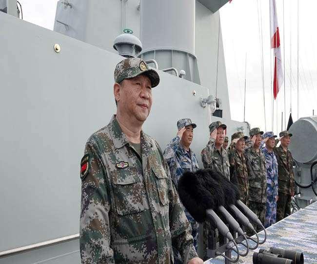 दक्षिण चीन सागर पर चीन ने एक बार फिर इस क्षेत्र में सैन्य अभ्यास। फाइल फोटो।