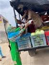 मुफ्त बांटने के लिए किशनगढ़ फरवाही की आंगनबाड़ी वर्कर बना रहीं मास्क
