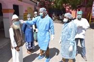 कोरोना वायरस : बागपत में दो दिन में मिले 215 जमाती