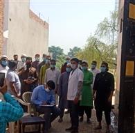 बुलंदशहर में दिल्ली से आए 77 जमाती, खोज कर किया क्वारंटाइन