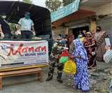 Positive India: सीमा की रखवाली के साथ लॉकडाउन में जरूरतमंद लोगों तक 'राहत' पहुंचा रही BSF