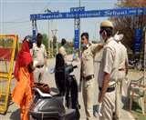 22 लोगों के संपर्क में आई थी हिसार की कोरोना पॉजिटिव महिला, पति की रिपोर्ट नेगेटिव