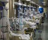 Corona Virus: यूरोप में आइसीयू की जबर्दस्त कमी, बनाए जा रहे अस्थायी अस्पताल