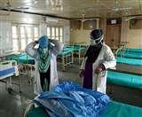 गर्भवती महिला खांसी तो डॉक्टर प्रसव से पहले ले गए आइसोलेशन वार्ड में, रिपोर्ट आने तक दर्द से कराहती रही