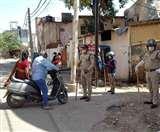 Uttarakhand Lockdown: लॉकडाउन के उल्लंघन में पुलिस ने 319 लोगों को किया गिरफ्तार