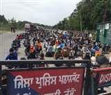 Jammu Lockdown Day 8: माधोपुर में फंसे जम्मू कश्मीर के 936 लोग किए क्वारंटाइन
