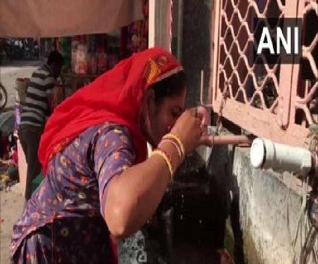 दिल्ली में हवा ने बदला मौसम का मिजाज, राजस्थान में बढ़ा पारा; आज यहां होगी बारिश