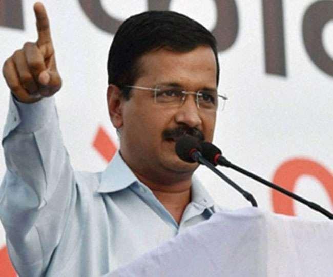 दिल्ली के मुख्यमंत्री अरविंद केजरीवाल की फाइल फोटो।