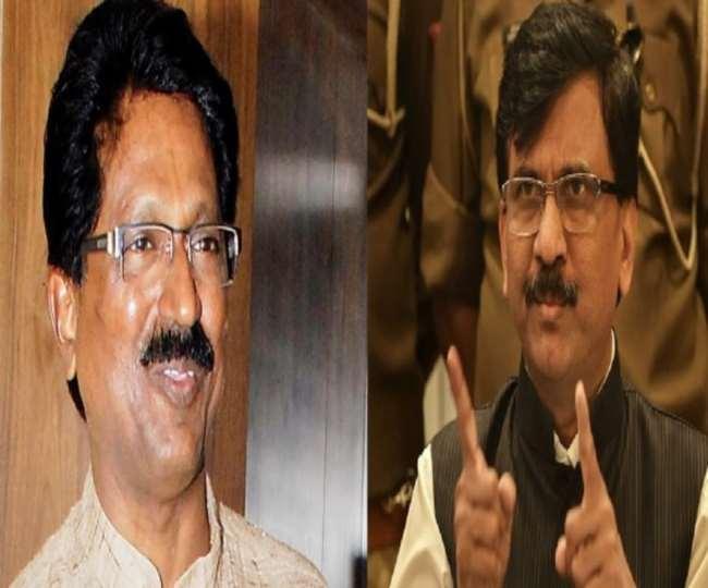 शिवसेना ने संजय राउत के साथ अरविंद सावंत को भी बनाया पार्टी का मुख्य प्रवक्ता। फाइल फोटो