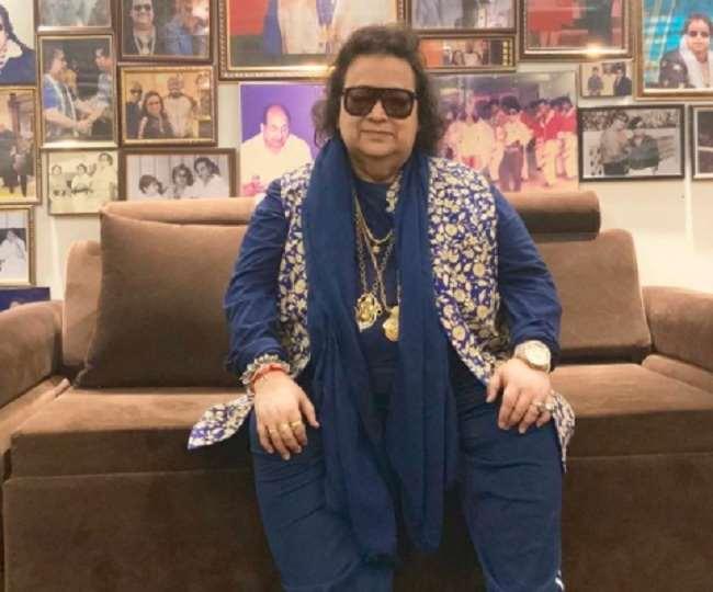 बॉलीवुड के दिग्गज गायक और म्यूजिक कंपोजर बप्पी लहरी, Instagram : bappilahiri_official_