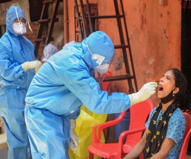 24 घंटों में भारत में कोरोना वायरस संक्रमण के 72 हजार से ज्यादा मामले सामने आए
