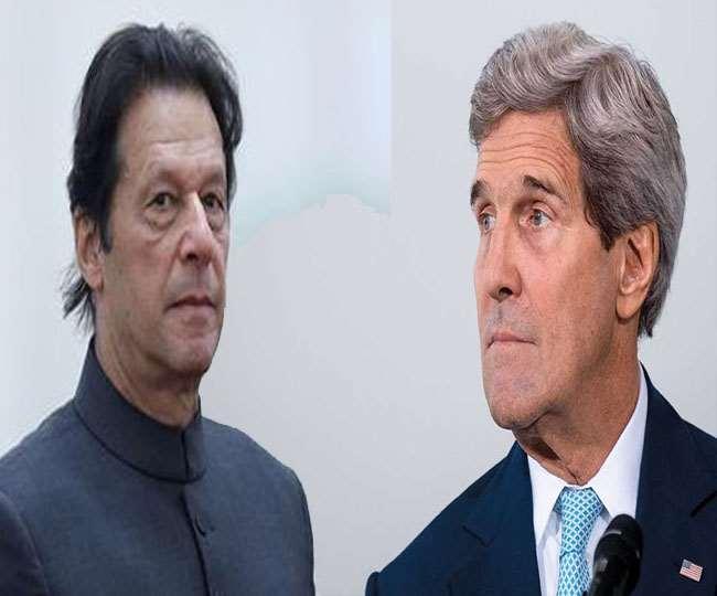 जॉन कैरी भारत, बांग्लादेश और यूएई जाएंगे लेकिन पाकिस्तान नहीं
