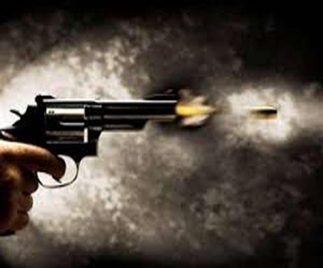पटना में अपराधियों ने गोली मारकर दिल्ली पुलिस का काम किया आसान। प्रतीकात्मक तस्वीर।