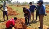 सेन्हा में पानी रोको-पौधा रोपण अभियान के तहत 45 योजनाओं को मिली स्वीकृति