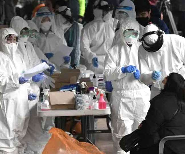 Jharkhand Coronavirus Cases: झारखंड में सोमवार को मिले 40 कोरोना पॉजिटिव, अबतक 676; जानें ताजा हाल - दैनिक जागरण