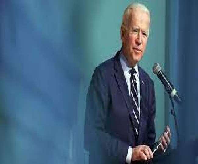 अमेरिका के राष्ट्रपति जो बाइडन बोले, अमेरिका सहित पूरी दुनिया में लोकतंत्र पर खतरा