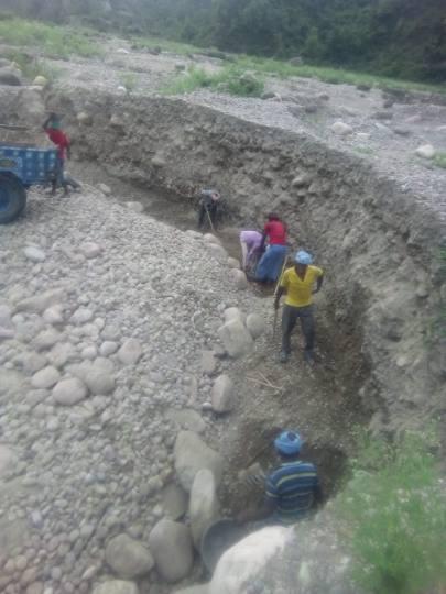 सरकाघाट-धर्मपुर में अवैध खनन धड़ल्ले से जारी