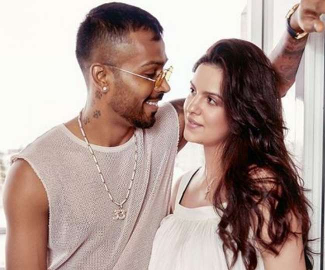 Hardik Pandya And Natasa Stankovic Baby Boy First Photo Viral Cricketer Says The Blessing From God