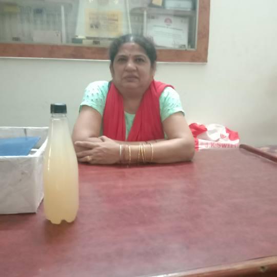 पेयजल से आ रही दुर्गंध, 15 दिनों से परेशान किशनपुरावासी
