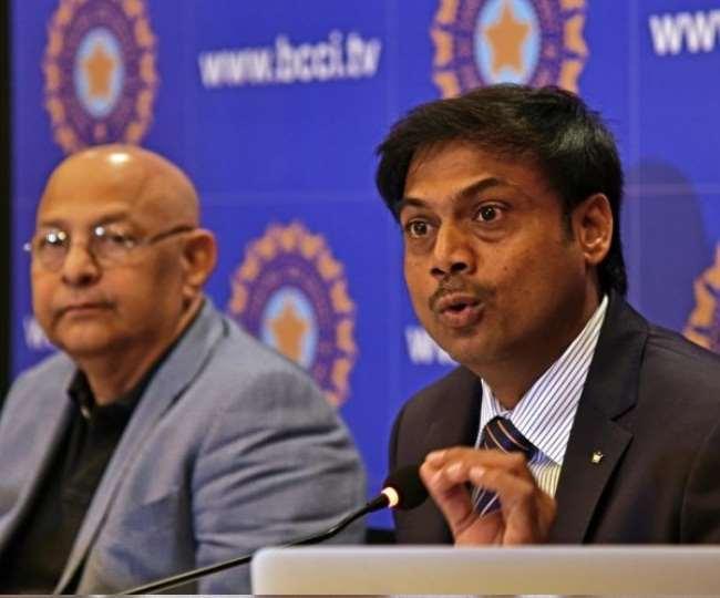 BCCI president Sourav Ganguly confirms MSK Prasad led selection ...