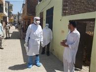 जिले में निजामुद्दीन मरकज से लौटे 9 लोगों को किया होम क्वारंटाइन
