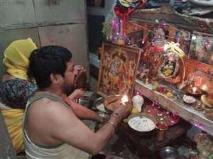 रामनवमी : धूमधाम के साथ मनाया राम जन्मोत्सव
