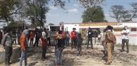 आइसोलेशन सेंटर से भागे 42 लोगों पर एफआइआर